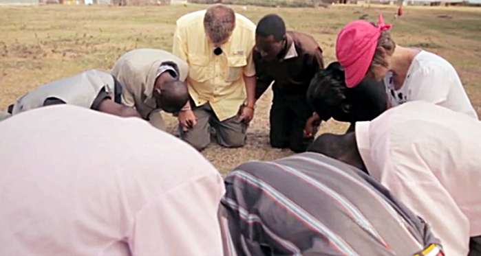 Prayer Response to Ebola in S. Leone