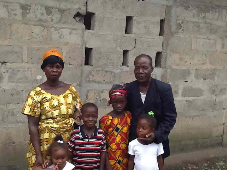 Praises for Ebola Survivors