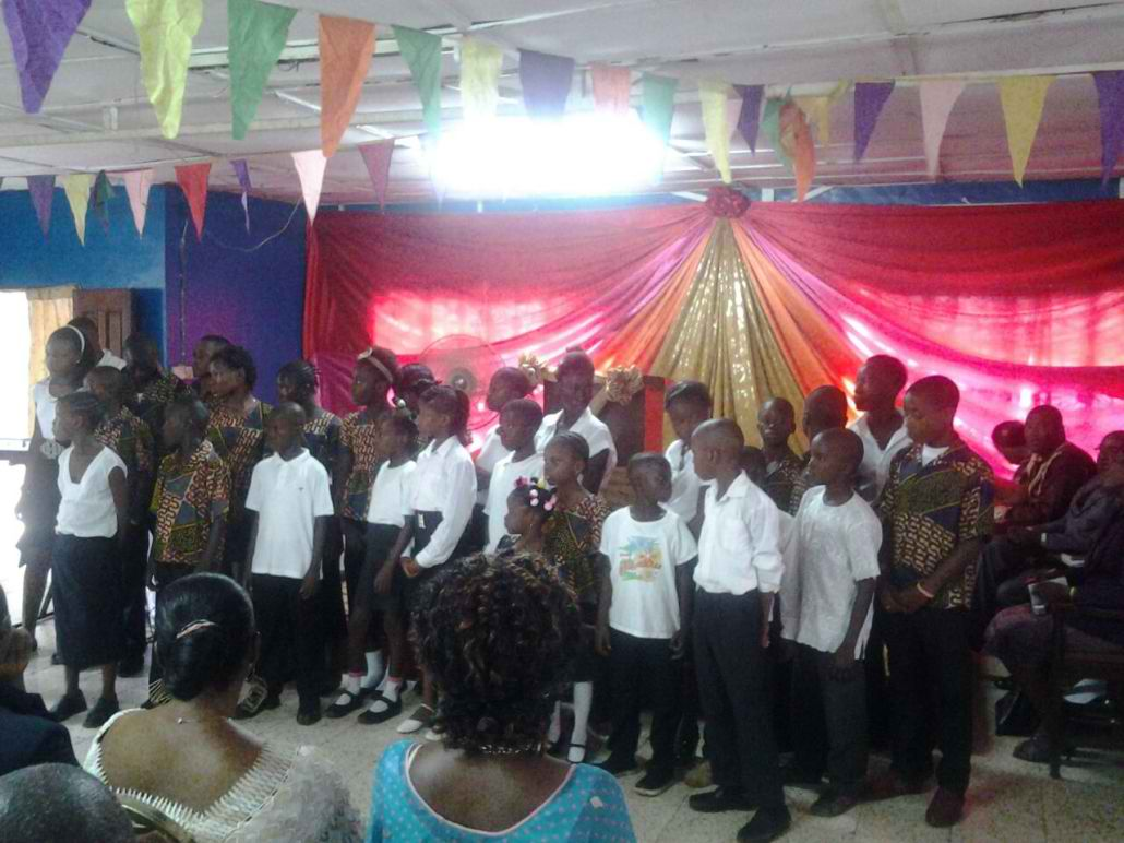 Revival in Freetown