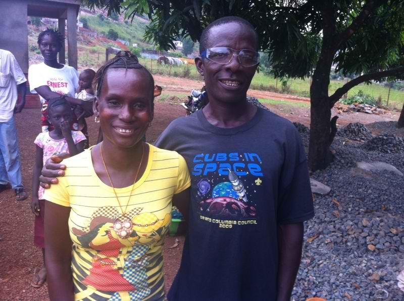 Prayer Requested for Fullah Family