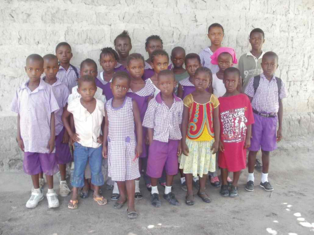 Churches Care for Children Orphaned by Ebola