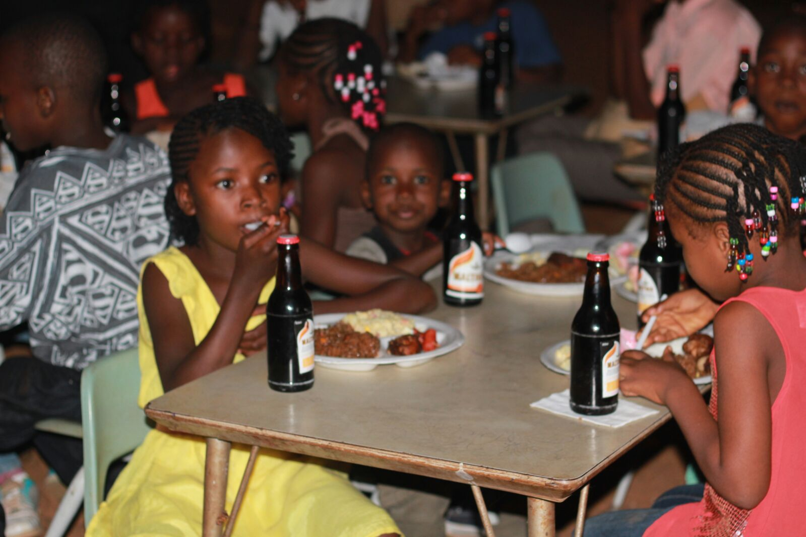 Feasting with Orphans