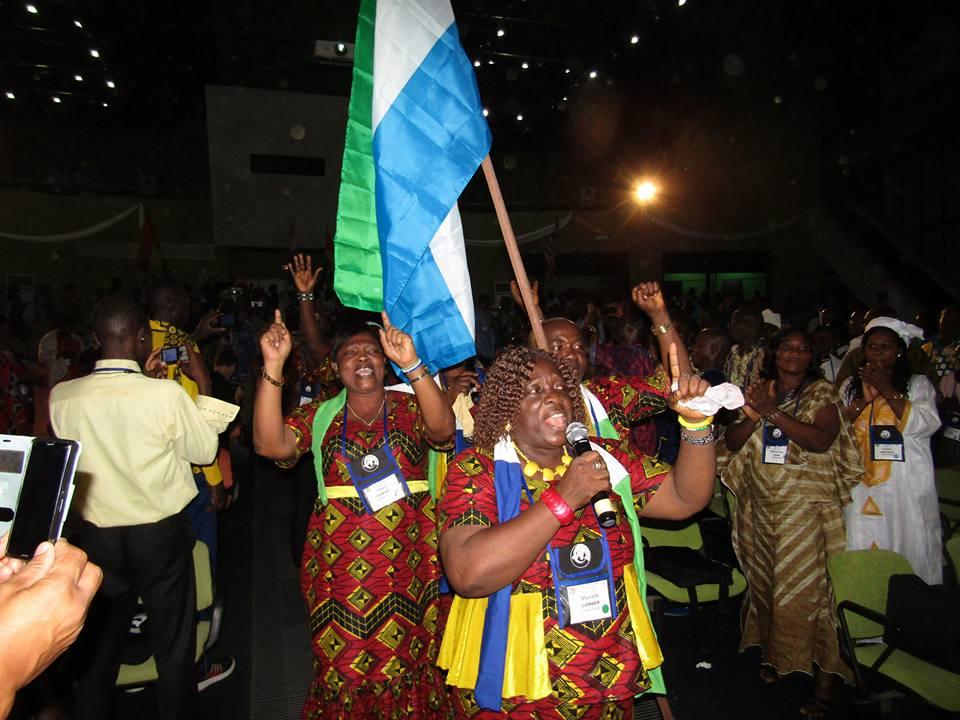 "Nazarenes ""Prepare the Way,"" Africa Regional Conference, Abidjan, Côte d'Ivoire"
