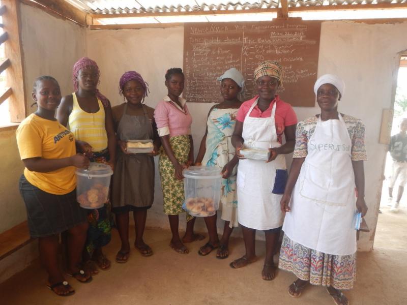 Empowering Women in Liberia