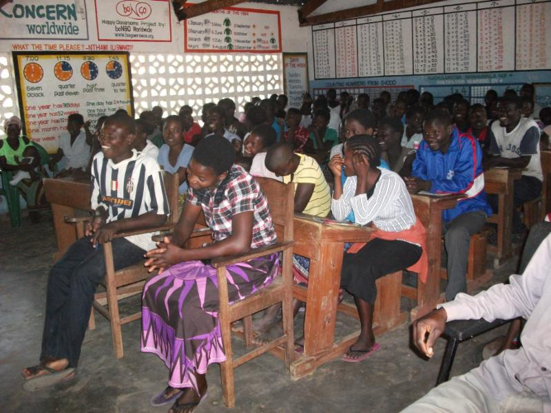 Malawi Lowershire District Youth Camp