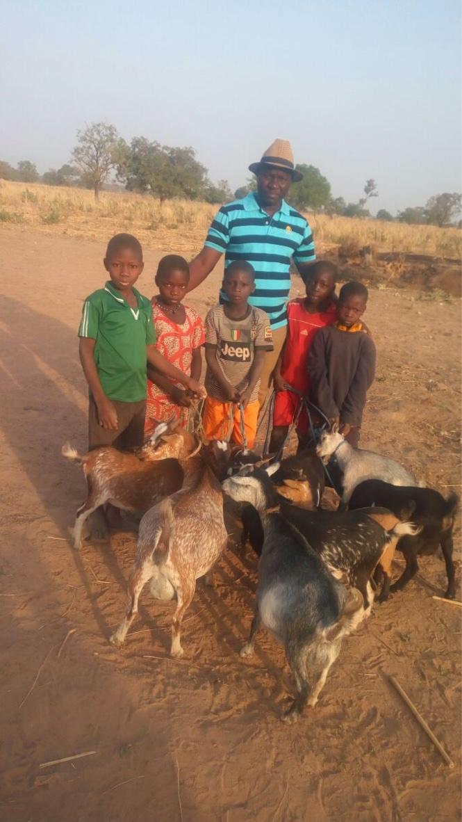 Goats Galore – Breeding Hope for Children in Benin