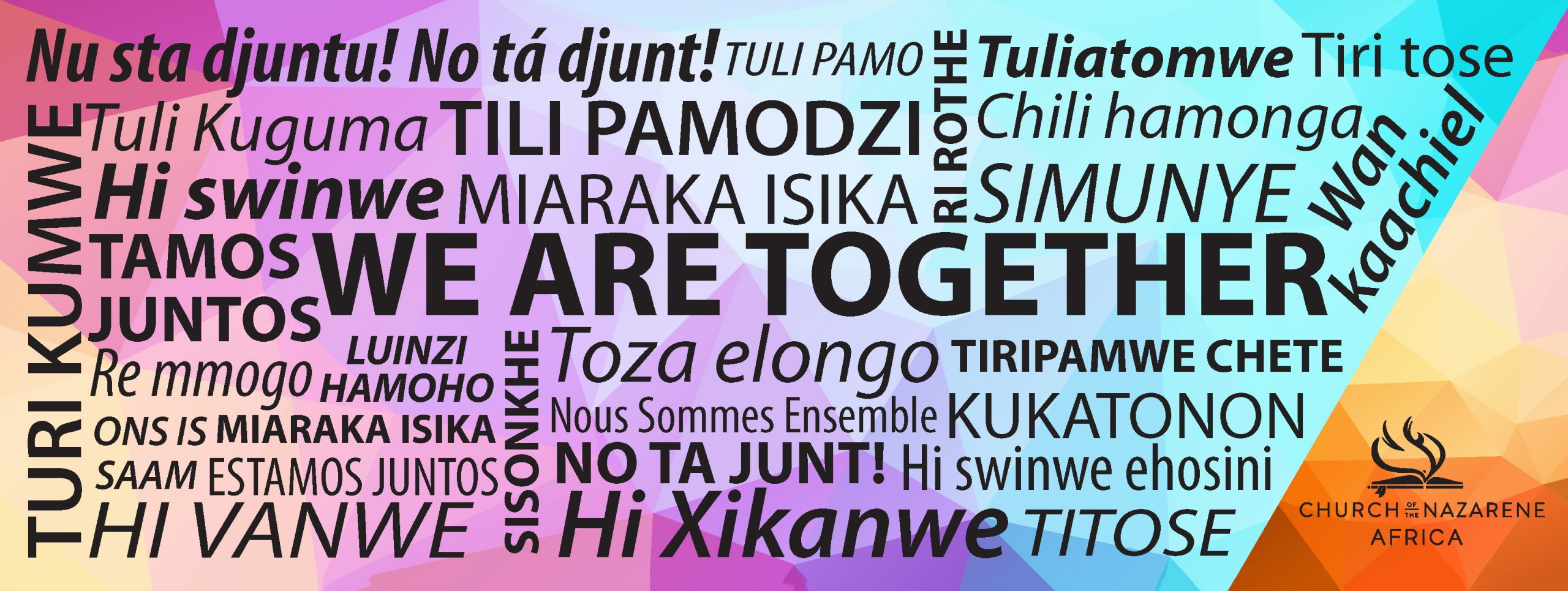 """Announcing Regional Conference 2020! """"We Are Together"""""""